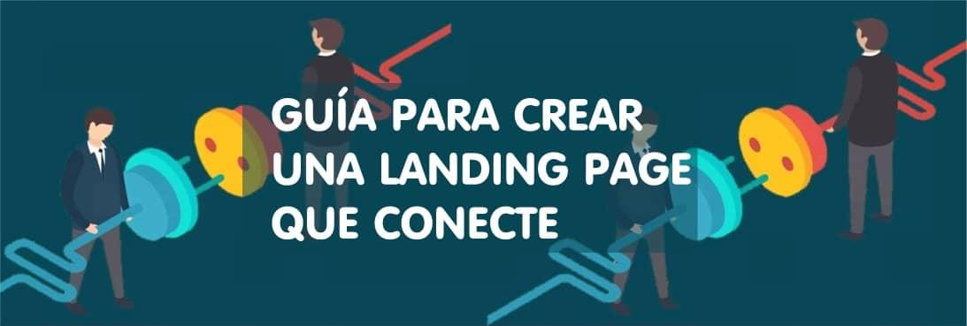 Landing Page que conecte